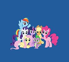 My Little Pony by Tardifice