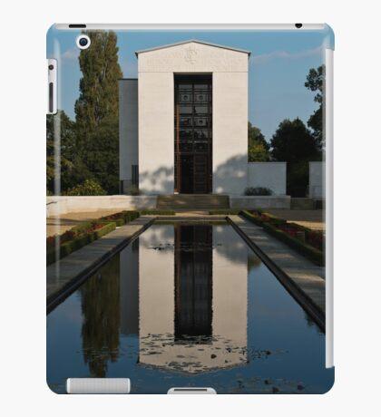 Chapel & Memorial iPad Case/Skin