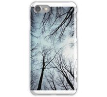 Looking up ! iPhone Case/Skin