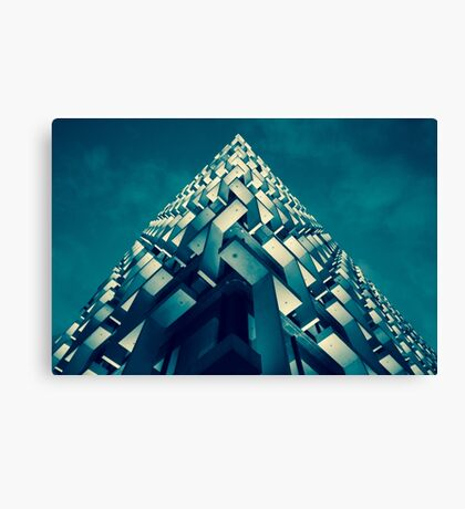 Perth Council House Canvas Print