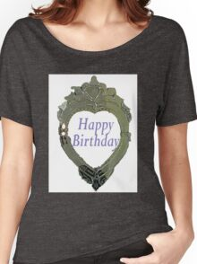 Hearty Happy Birthday Women's Relaxed Fit T-Shirt