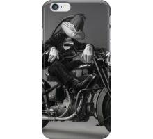 Biker Bugs Bunny iPhone Case/Skin