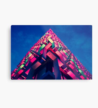 Perth Council House Metal Print