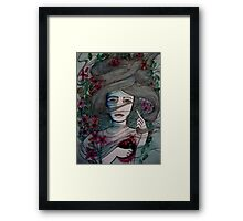 The Weight of Nothing Framed Print