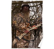 Phil Roberson The Duck Commander Poster