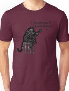 KLIBAN CAT Unisex T-Shirt