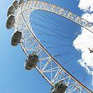 The London Eye by Calin Lapugean