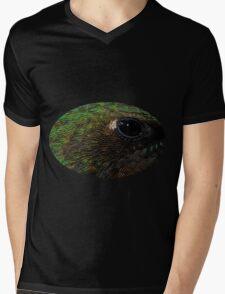 Eye Exam T-shirt Mens V-Neck T-Shirt