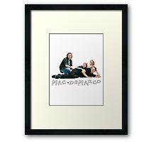Mac Demarco - F.R.I.E.N.D.S Framed Print