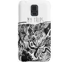 My Trips Samsung Galaxy Case/Skin