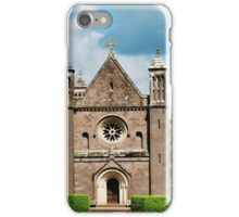 countryside  chapel,  iPhone Case/Skin