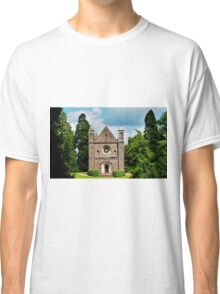 countryside  chapel,  Classic T-Shirt