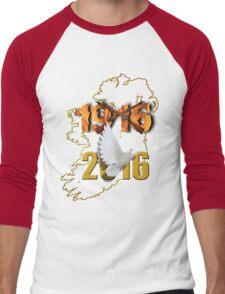 1916/2016  Centenary Men's Baseball ¾ T-Shirt