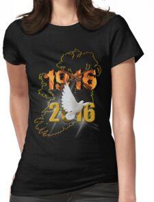 1916/2016  Centenary Womens Fitted T-Shirt