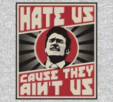 Hate us! One Piece - Long Sleeve