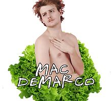 Mac Demarco - Salad Pose [Text Version]! by Leo Ion