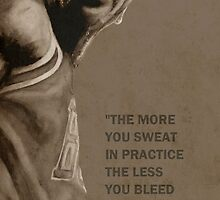 Michael Jordan - quote by ARTito