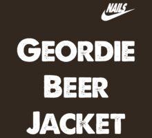 Geordie Beer Jacket by peely20
