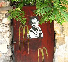 McDonalds Boy by Chris Steele