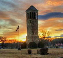 Singing Tower Of Luray by James Brotherton