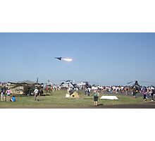 F-111 Dump & Burn Photographic Print