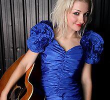 Kate Miller-Heidke by corleve