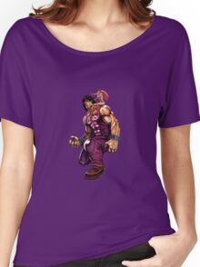 Final Fight - Poison & Hugo Women's Relaxed Fit T-Shirt