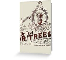 Dr. Ten's /r/trees Greeting Card