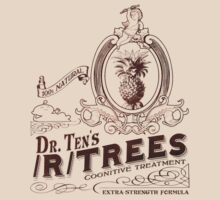 Dr. Ten's /r/trees by David Benton