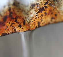 Rusted Pipes by Jonathan Bartlett