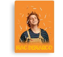 Mac Demarco - Love for his cigarettes!  Canvas Print