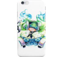 Chibi Kinetic DJ Sona iPhone Case/Skin