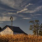 Old Barn by Jeff VanDyke