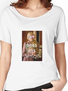 Boss Ass Witch Luna Women's Relaxed Fit T-Shirt