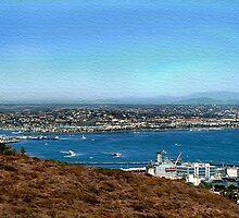Shelter Island - San Diego, CA by jpryce