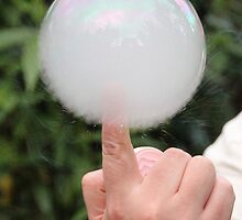 Playing With Bubbles II by vbk70