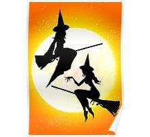 Halloween Girlz Poster