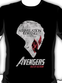 Ultron is Coming T-Shirt