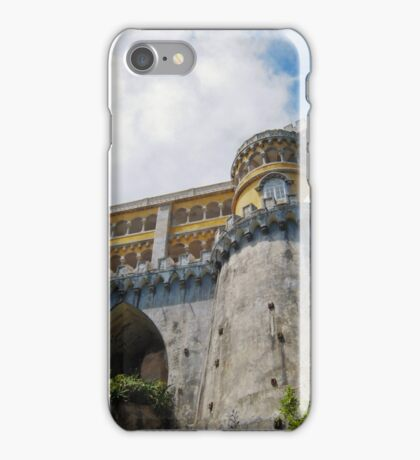Pena National Palace, Sintra, Portugal  iPhone Case/Skin