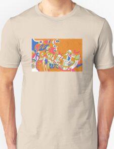 Rolling Sky Tee Unisex T-Shirt