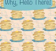 Happy Pancake Breakfast by megsneggs