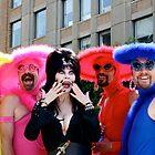 Elvira, Mistress of SF Pride!! by abfabphoto