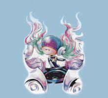 Chibi Ethereal DJ Sona Kids Clothes