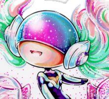 Chibi Ethereal DJ Sona Sticker