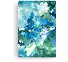 The Four Elements: Water Canvas Print