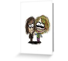 Best buds Greeting Card