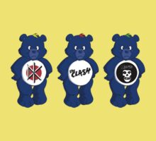 Punk Bears Kids Clothes