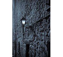 Laneway lighting Photographic Print