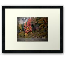 Buffalo Bluffs Framed Print