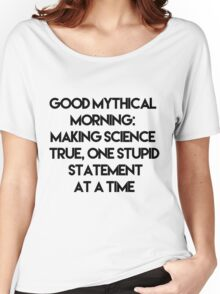 Making Science True Women's Relaxed Fit T-Shirt